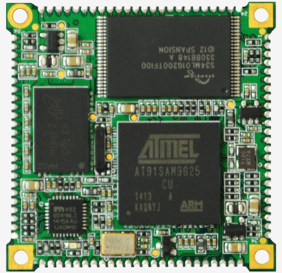 ATMEL AT91SAM9G25 processor low-power and low-EMI Linux Embedded device
